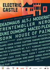 alt J si Moderat sunt printre primele nume confirmate la Electric Castle 2017