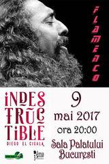 Concert Diego El Cigala pe 9 mai la Sala Palatului