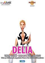 Concert Delia pe 16 iunie la Hard Rock Cafe