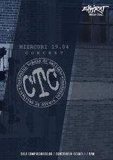 CTC face show pe 19 aprilie la Expirat Halele Carol