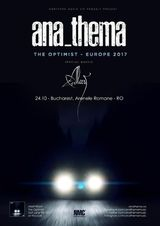Anathema revine in Romania in cadrul ARTmania Bucharest Blast!