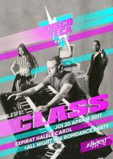 Discoteca feat. CLASS (live) #Rave II la Expirat Halele Carol / 20.04