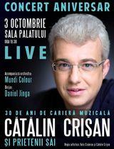 Concert Catalin Crisan si prietenii sai