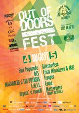 Out Of Doors Fest 2017: 4-5 august la Costinesti
