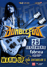 Bumblefoot- ZC5 Warm Up Party