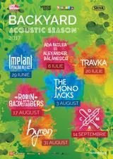 The Mono Jacks acustic @ Backyard Acoustic Season