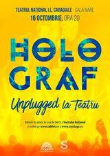 Concert Holograf-Unplugged la Teatru