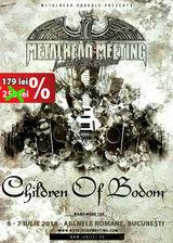 Children Of Boodom - prima trupa confirmata la Metalhead Meeting 2018