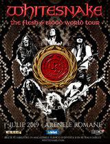 Concert Whitesnake la Arenele Romane