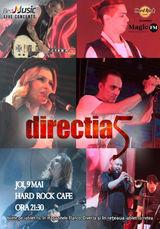 Concert Directia 5 - 9 mai
