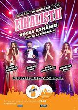 Finalistii Vocea Romaniei 2018 canta la Beraria H