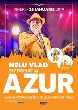 Concert Azur si Nelu Vlad la Beraria H