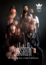 Solstafir - The Midnight Sun: a Light in the Storm