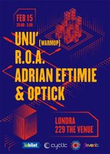 Concert Roa, Eftimie si Optick