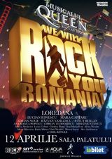 PREMIERA: Musicalul Queen: We Will Rock You