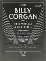 Billy Corgan (Smashing Pumpkins) Special exclusive show pe 8 Iulie la Arenele Romane