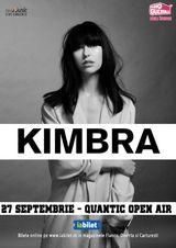 KIMBRA canta in premiera la Bucuresti