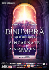DinUmbra - 20 Years of Doom-Death Metal