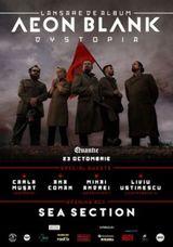AEON BLANK - Dystopia (lansare de album)
