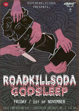 RoadkillSoda (RO) & Godsleep (GR) / Expirat / 01.11