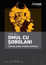 OCS // Fabrica de Papui - Lansare Album // Cluj // 06.12