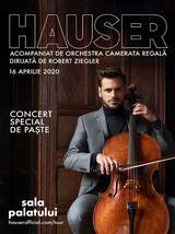 Hauser, concert special de Paste
