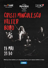 Concert Cristi Minculescu, Valter si Boro
