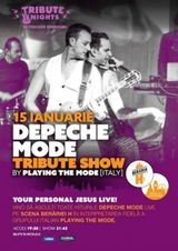 Depeche Mode Tribute Concert @ Tribute Nights