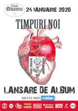 Timpuri NOI  Moldova Mon Amour  lansare de album