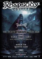 Concert Rhapsody Of Fire in Bucuresti