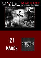Depeche Mode Tribute: Mode Machine (IT) in Capcana