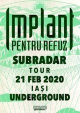 Iasi: Implant Pentru Refuz SubRadar tour
