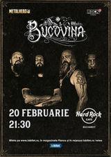 Concert Bucovina pe 20 februarie