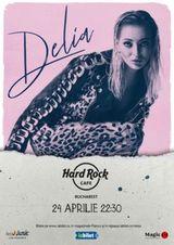 Concert Delia pe 24 aprilie