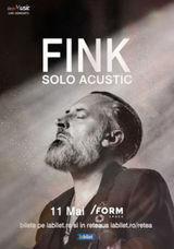 Cluj-Napoca: FINK @ /FORM Space pe 11 mai