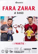 Concert electric Fara Zahar
