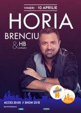 Horia Brenciu & HB Orchestra // 10 aprilie // Beraria H