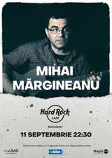 Concert Mihai Margineanu pe 29 ianuarie 2021