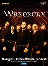 Wardruna la Arenele Romane pe 26 august