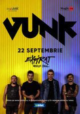 Concert VUNK - Electric la Expirat pee 22 septembrie