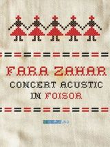 Fara Zahar Live din Foior - Concert acustic online