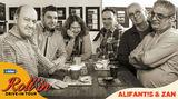 Roll'in Cluj Napoca: Alifantis & Zan pe 26 iunie