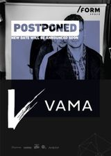 Vama at /FORM Space pe 23 octombrie
