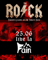 Live de la Fain: The Rock - Tribute ACDC