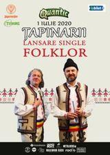 Tapinarii, concert lansare single