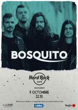 Concert Bosquito pe 9 octombrie