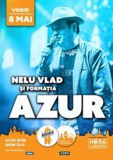Azur canta pe 11 septembrie la Beraria H