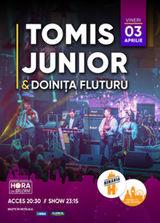 Tomis Junior & Doinia Fluturu // 3 aprilie // Beraria H