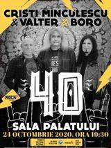 Concert Cristi Minculescu & Valter & Boro