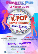 Romania K-Pop Cover Contest 2020